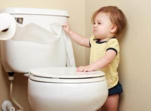 Dạy trẻ em tự đi toilet sau 5 ngày